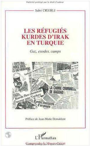 Refugies kurdes d'irak en turquie