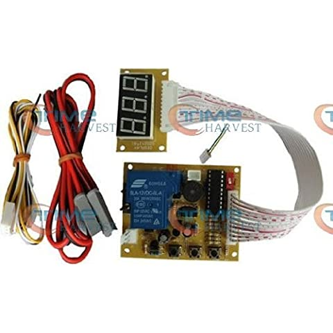 Timer control board/3 digits timer board coin operated Timer Control Board Power by THT