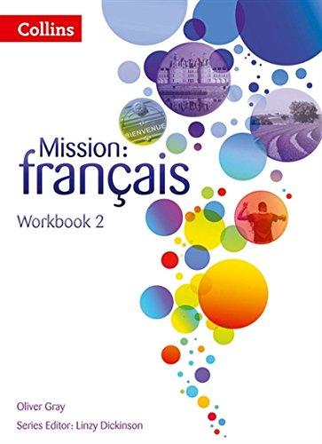 Mission: français – Workbook 2 (Mission: francais)