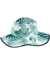 Banz UV sun hat Tropical Green Flowers 0 - 2 years