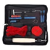 Piano Tuning Kits, UMsky 10 Pieces Piano Tuning Tools Including Tuning Hammer Mute