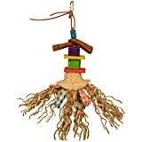 "Super Bird Creations In The Weeds Bird Toy 13"" X 10"""