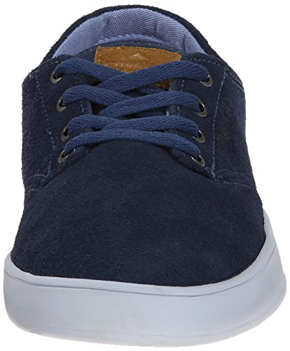 Emerica The Romero Laced Skate Shoes blue / white / blue / bleu Taille blue/white/blue/bleu