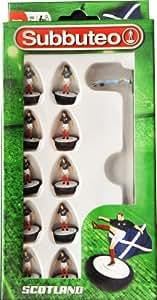 Paul Lamond Subbuteo Scotland Team Set