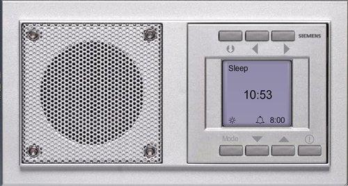 BJC Delta line-miro COL. Kompakt-System Radio Delta Miro alu metallic
