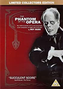 The Phantom of the Opera (1925) - Roy Budd score