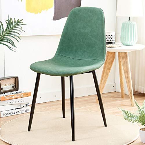 Hx chair huiqidining, sedia creativa moderna minimalista sgabello sedia per adulti sedia da sala da pranzo sedia parlante sedia da computer sedia ufficio riunioni coperture per sedie da pranzo grigio