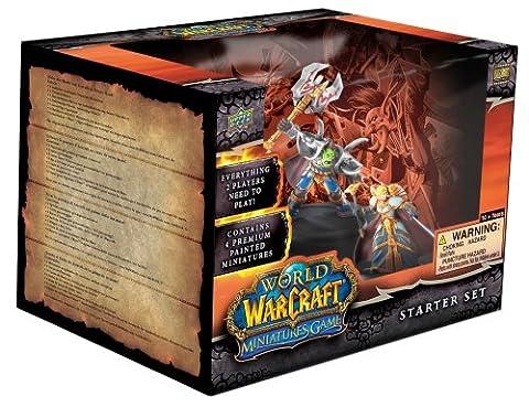 Upper Deck - JDFUDE001 - Figurine - World Of Warcraft - Miniatures Game Starter
