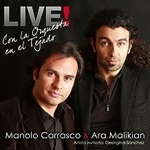 Manolo Carrasco & Ara Malikian Live!