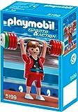 Playmobil 5199 - Gewichtheber