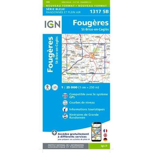 1317SB FOUGERES ST BRICE EN COGLES