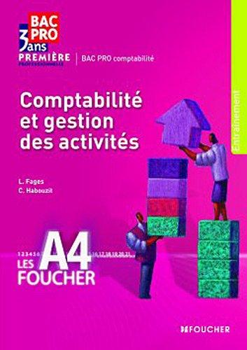 Comptabilité et gestion des activités par Luc Fages, Christian Habouzit