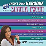 Shania Twain (Karaoke CDG) by The Hits of Shania Twain -