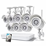 Best ZMODO Surveillance Systems - Zmodo 1080p 8CH HDMI NVR System with (8) Review