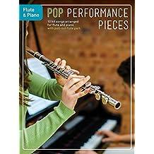 Pop Performance Pieces: Flute & Piano
