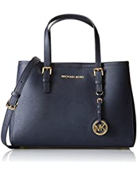Michael Kors Jet Set Travel Saffiano Leather Medium - Bolsa Mujer