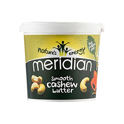 Meridian Smooth 100 Percent Nuts Cashew Butter, 1 kg Test