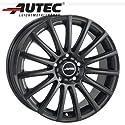 Alufelge Autec FANATIC Seat Ibiza ST 6J 7.5 x 17 Schwarz matt