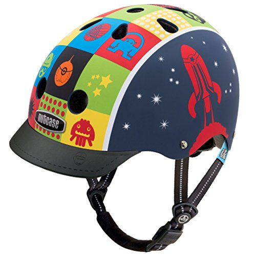 Nutcase - Little Nutty, Fahrradhelm für Kinder, Space Cadet Matte