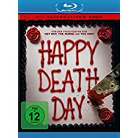 Happy Death Day [Blu-ray]