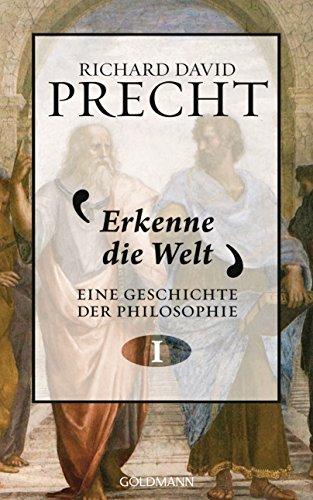 Buchseite und Rezensionen zu 'Erkenne die Welt: Geschichte der Philosophie 1' von Richard David Precht