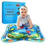 Inflatable Water Play Mat for Infants & Toddlers Fun Tummy Time Play Activity Center (Inflatable Water Play Mat)
