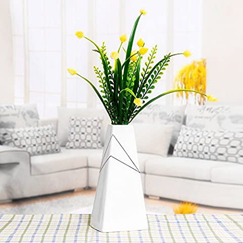 thanly semplice e moderno vaso di fiori