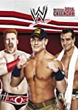 Official World Wrestling 2014 Calendar (Calendars 2014)