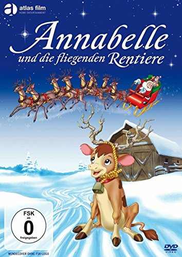 Bild von Annabelle und die fliegenden Rentiere
