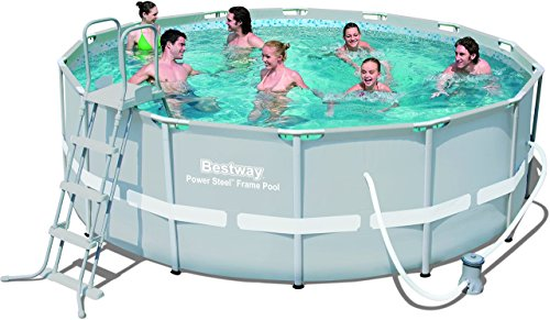 Bestway Pool Steel Set, 427 x 122 cm