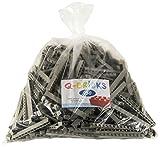 Q-Bricks 1x 12borchie mattoncini in sfuso,, pezzi