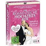 Die romantische Hochzeitsbox - 3 romantische Hochzeitskomödien in einer Box: Eine Hochzeit und andere Hindernisse, Die Hochzeit meiner besten Freundin, Stille Hochzeit