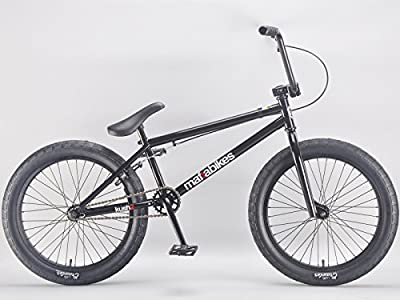 Mafiabikes Kush 2 20 inch BMX Bike BLACK by Mafiabikes