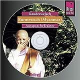 Reise Know-How Kauderwelsch AusspracheTrainer Burmesisch (Myanmar) (Audio-CD): Kauderwelsch-CD