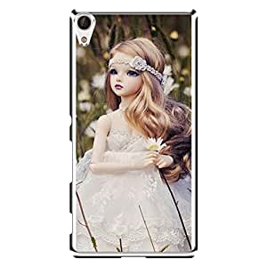 """Bhishoom Designer Printed 2D Transparent Hard Back Case Cover for """"Sony Xperia XA Dual"""" - Premium Quality Ultra Slim & Tough Protective Mobile Phone Case & Cover"""