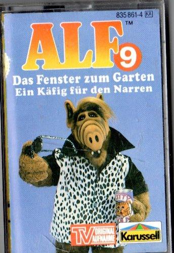 ALF (9) Das Fester zum Garten/Ein Käfig für den Narren