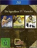 Die legendären TV-Vierteiler [Blu-ray]