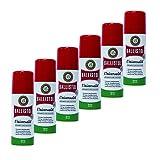 BALLISTOL Spray, 6 Dosen a 50 ml Waffenöl Kriechöl Pflegeöl 21450