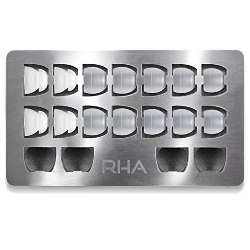 belle et charmante bas prix modèle unique RHA MA750i: Écouteurs intra-auriculaires à isolation phonique avec  télécommande et microphone intégré