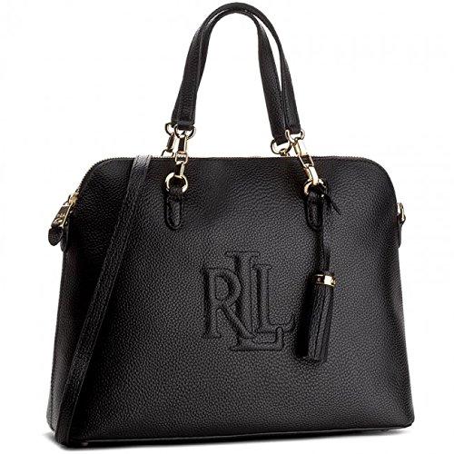 Ralph Lauren - Lauren dome - bolso de mano - black