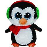 Ty Beanie Boos Glubschi North Pinguin limit. Edition Weihnachten Neu Plüsch