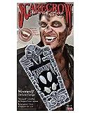 Werwolf Fangs Doppeleckzähne