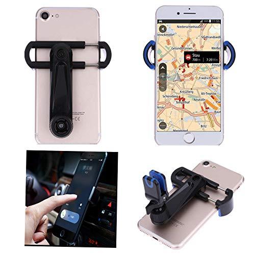 X-Tab HandyHalterung für Auto Umi eMax Mini Autohalterung Lüftung Kompakt - VMH-blau