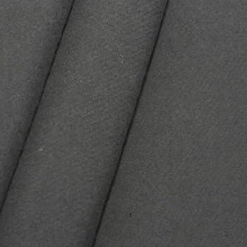 b1 b hnen molton stoff meterware breite 300cm anthrazit k che haushalt. Black Bedroom Furniture Sets. Home Design Ideas