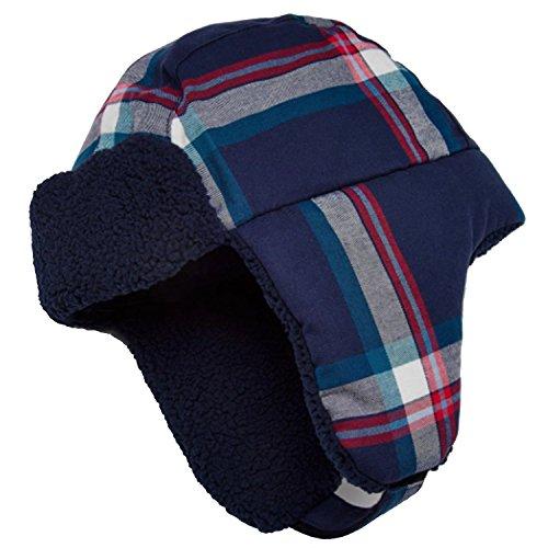 Sherpa Baumwolle Hut (Tom joule Junge Sherpa Fleecemütze (1-2J))