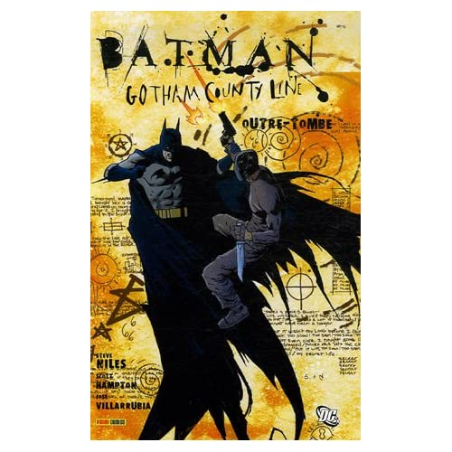 Batman - Gotham County Line : Outre-tombe