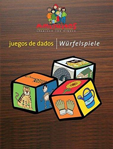 juegos de dados - Würfelspiele: 3 Würfel - 15 Spiele und zahlreiche Varianten. Lehrerhandbuch. Mit Downloadlink für ca 150 Abbildungen (Wort-spiel Mit Würfel)