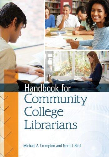 Handbook for Community College Librarians (English Edition) por Michael Crumpton