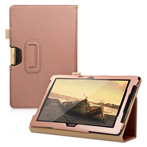 kwmobile Acer Iconia Tab 10 (A3-A40) Hülle - Tablet Cover Case Schutzhülle für Acer Iconia Tab 10 (A3-A40) mit Ständer