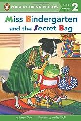 Miss Bindergarten and the Secret Bag (Penguin Young Readers, L2)